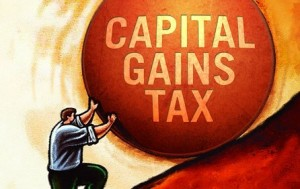 How are capital gains tax calculated in Vancouver & Canada?